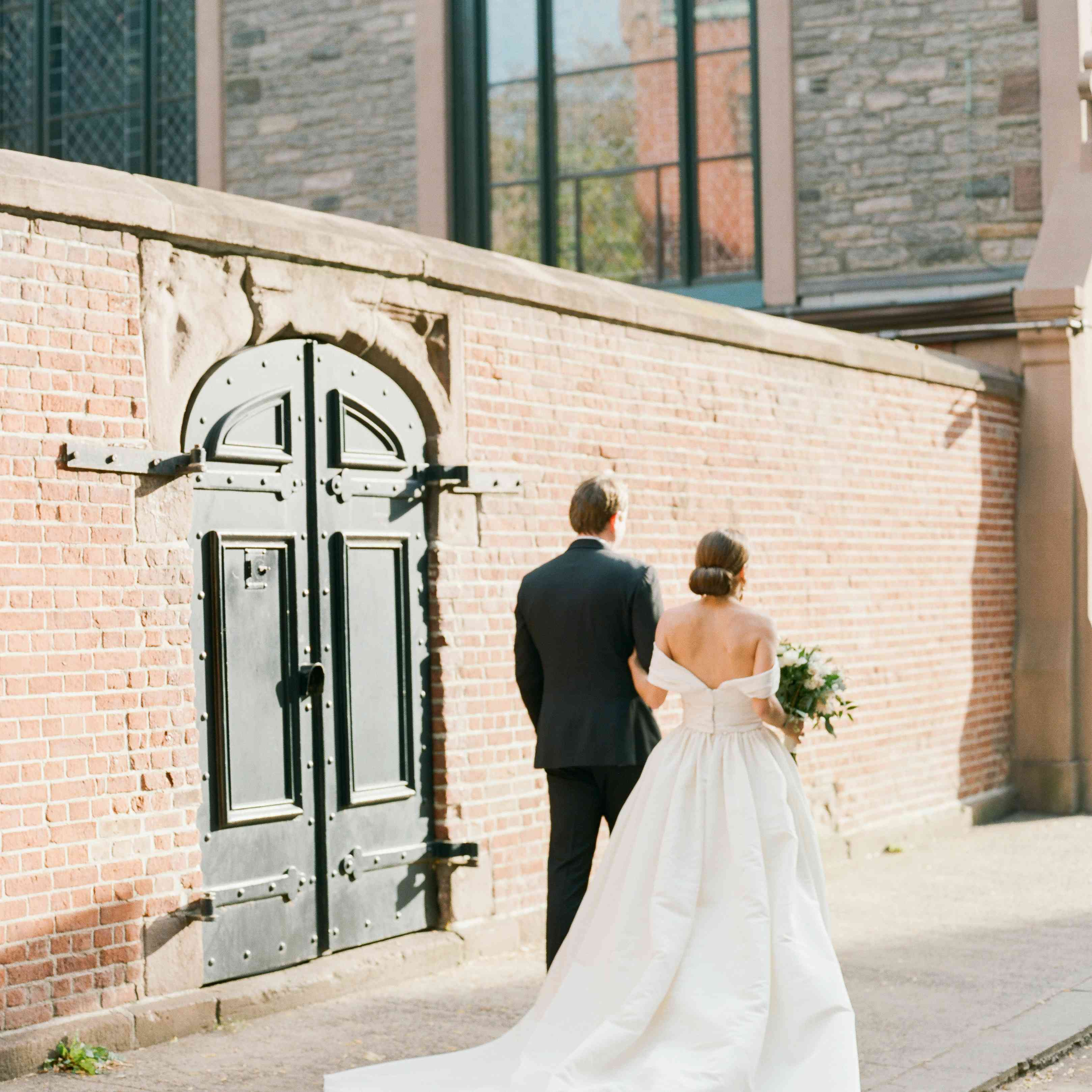 <p>couple at church</p><br><br>