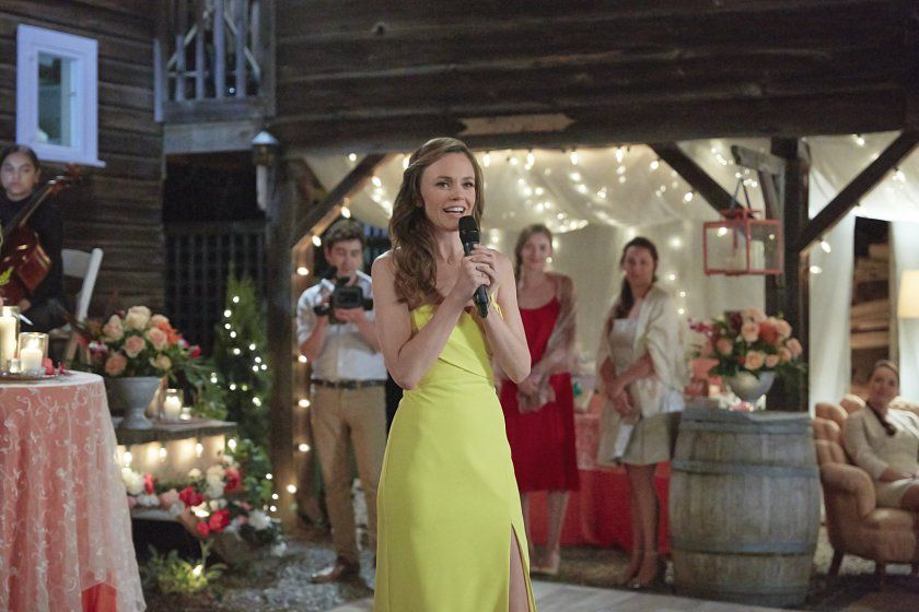 the last bridesmaid movie scene