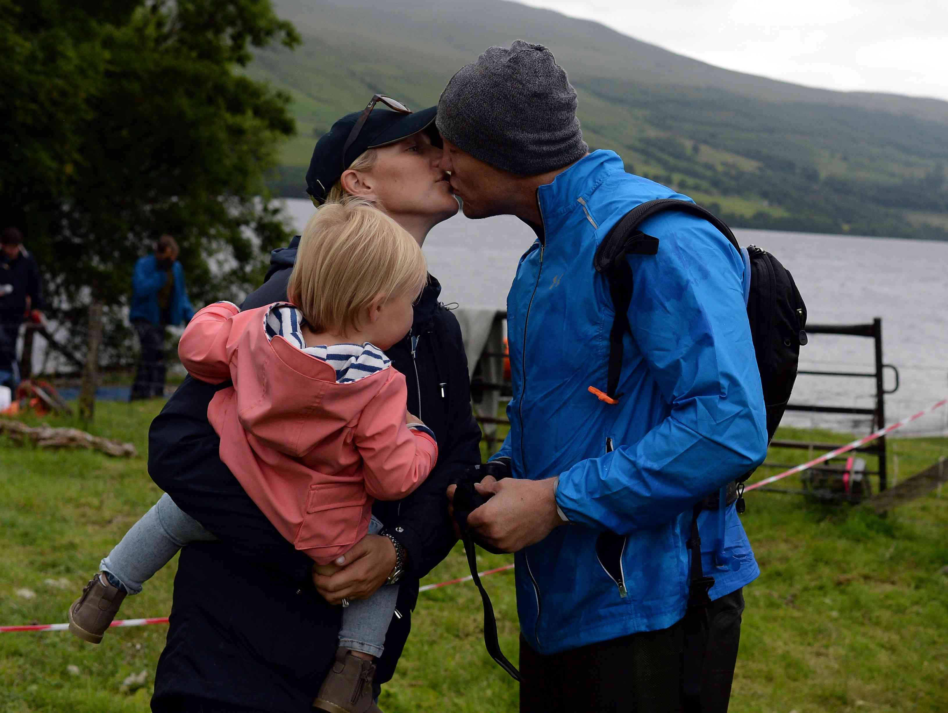 Mike and Zara Tindall Relationship Timeline