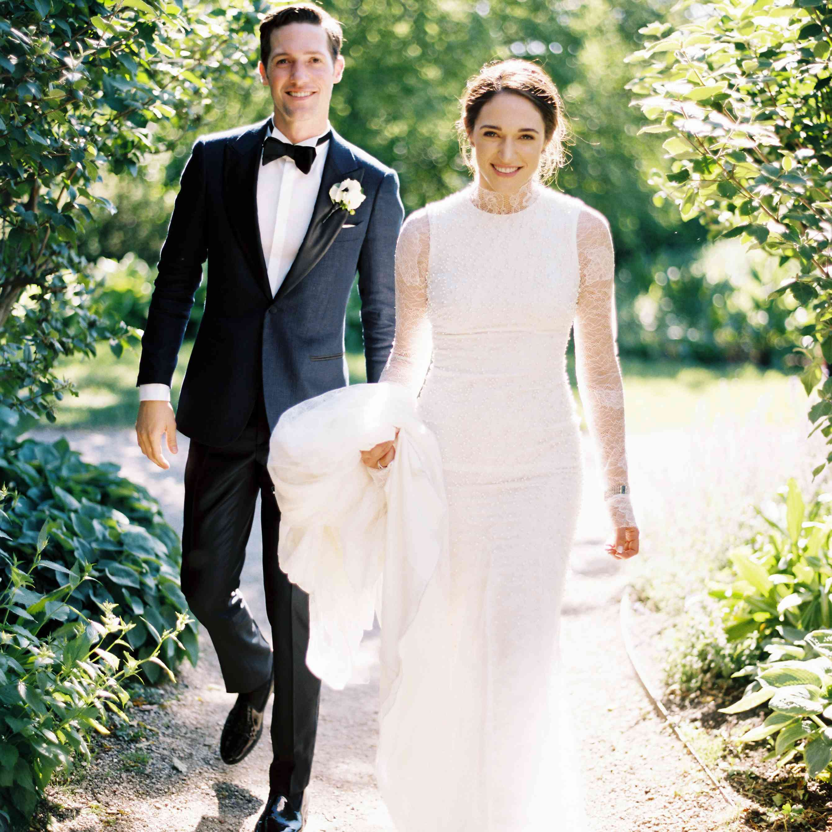 <p>Bride and groom together</p><br><br>