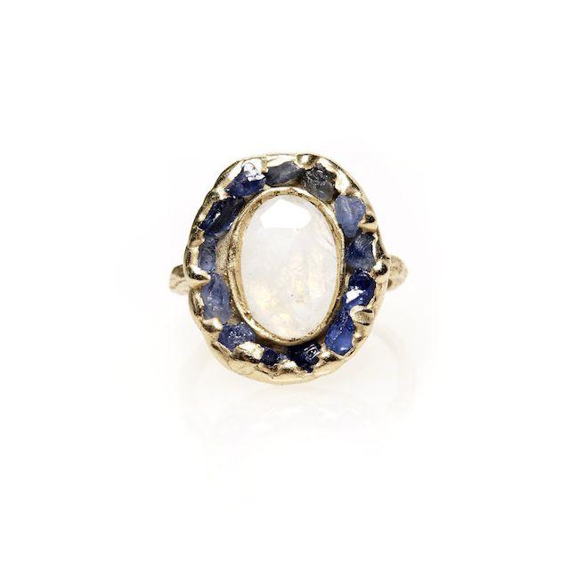 Emilie Shapiro Lunar Ring