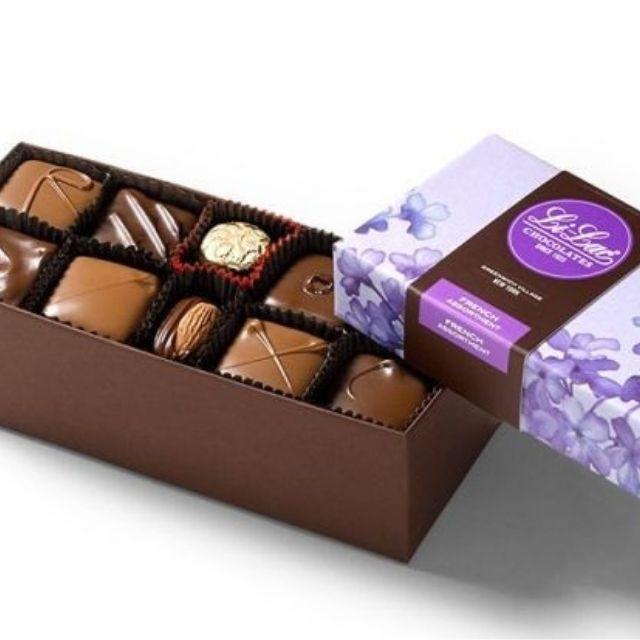 Li-Lac Chocolates French Assortment