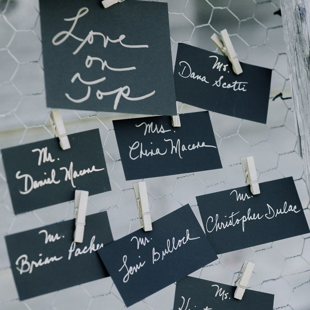 <p>seating chart escort cards</p><br><br>