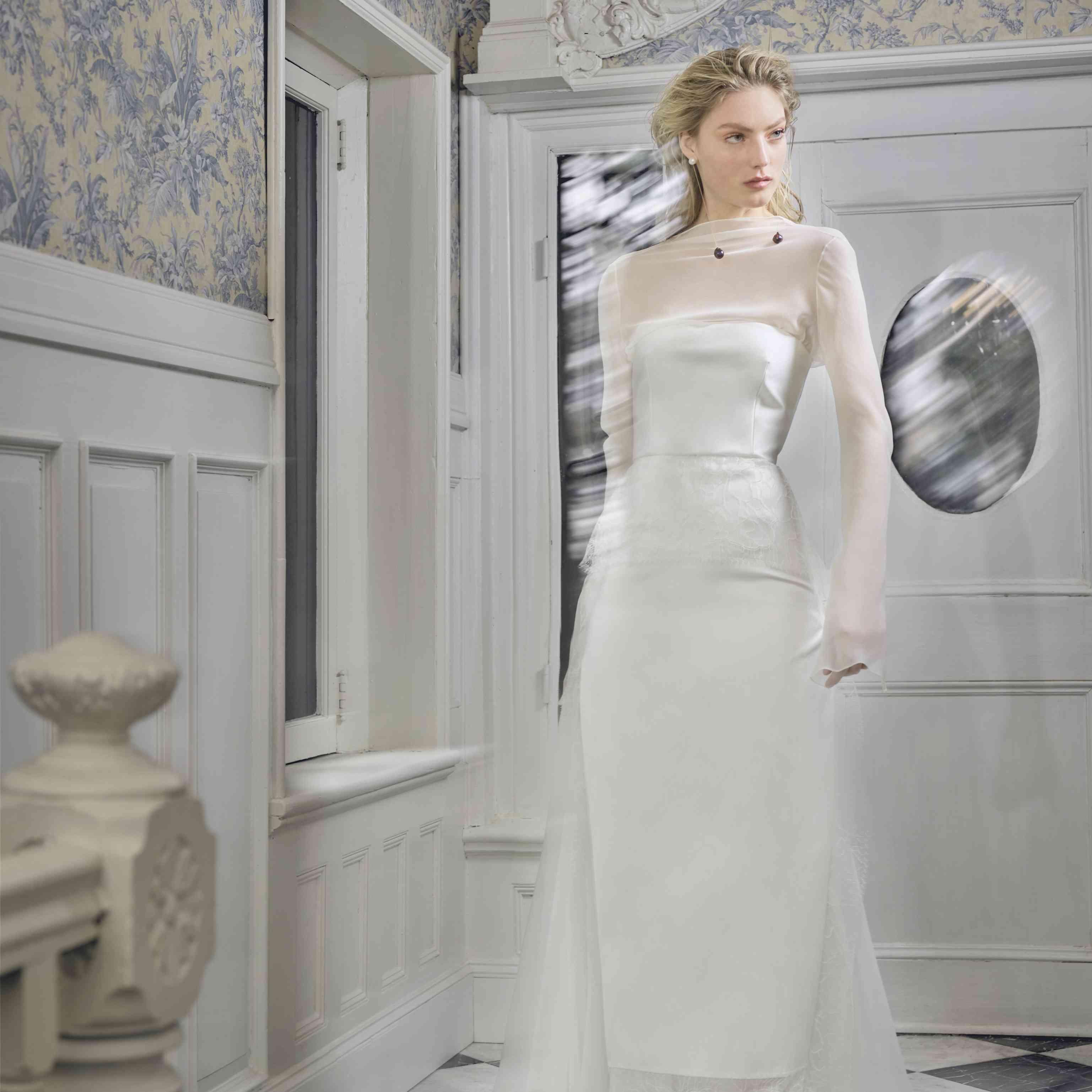Gallery New Mira Zwillinger Wedding Dresses Spring 2019: Danielle Frankel Bridal Spring 2019