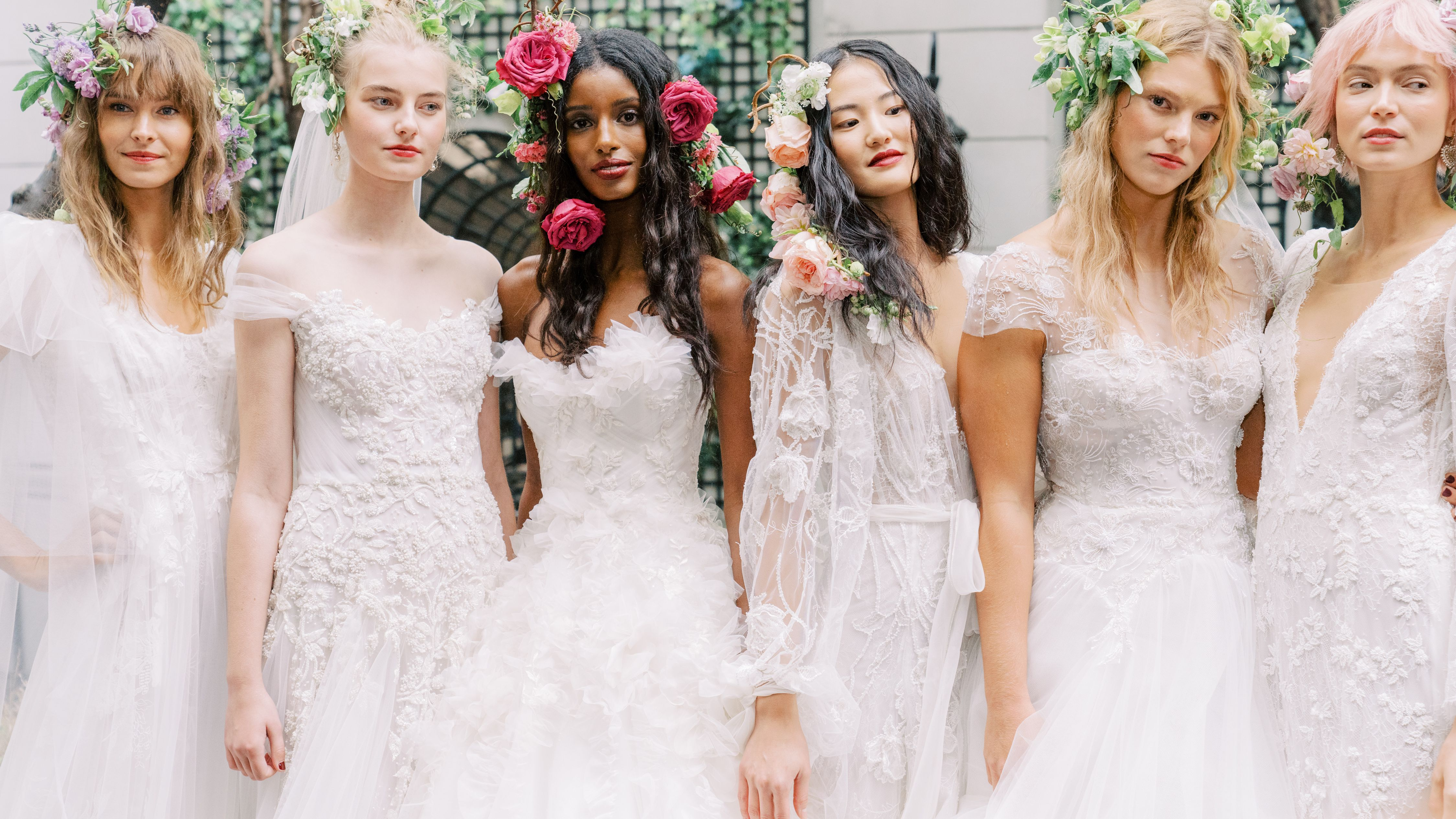 7 Wedding Hairstyle And Makeup Trends 2020 Brides Need To Know