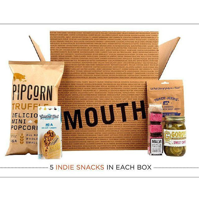 Mouth Best of Mouth Gift Box