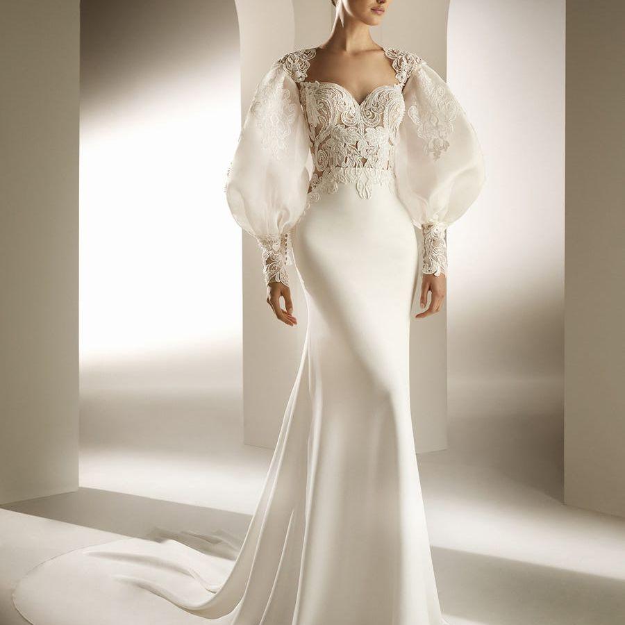 55 Unique Wedding Dresses