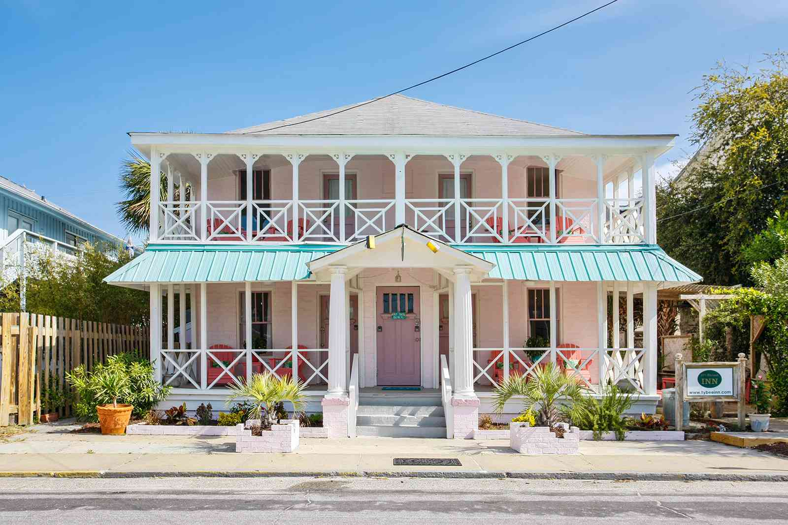 17th Street Inn on Tybee Island