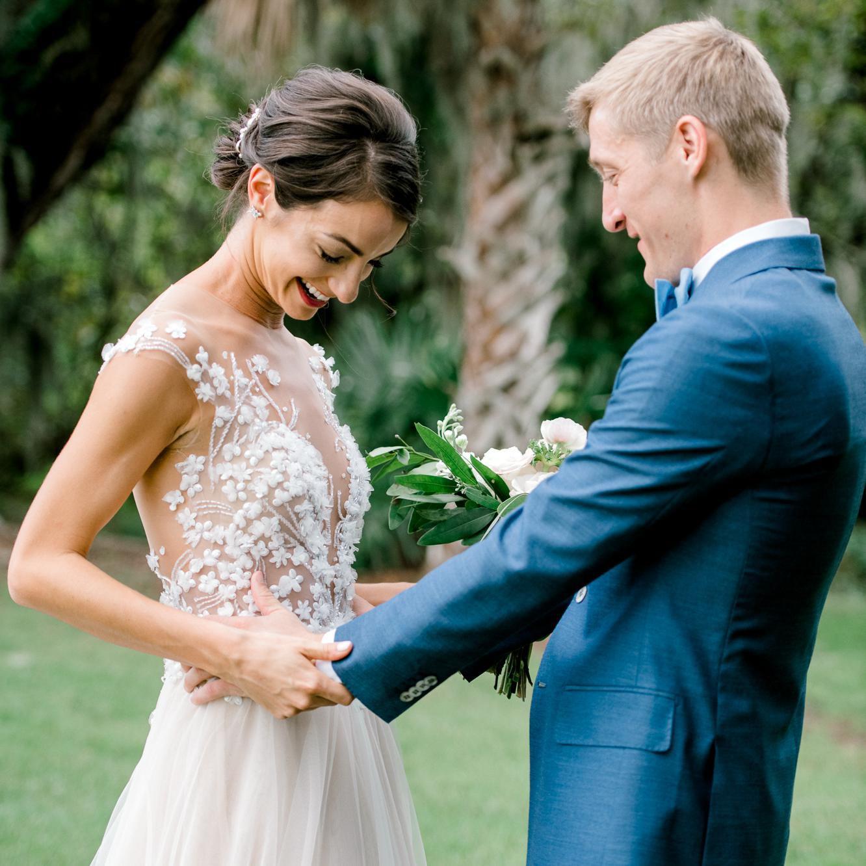 An Elegant Charleston Wedding Full Of Southern Charm