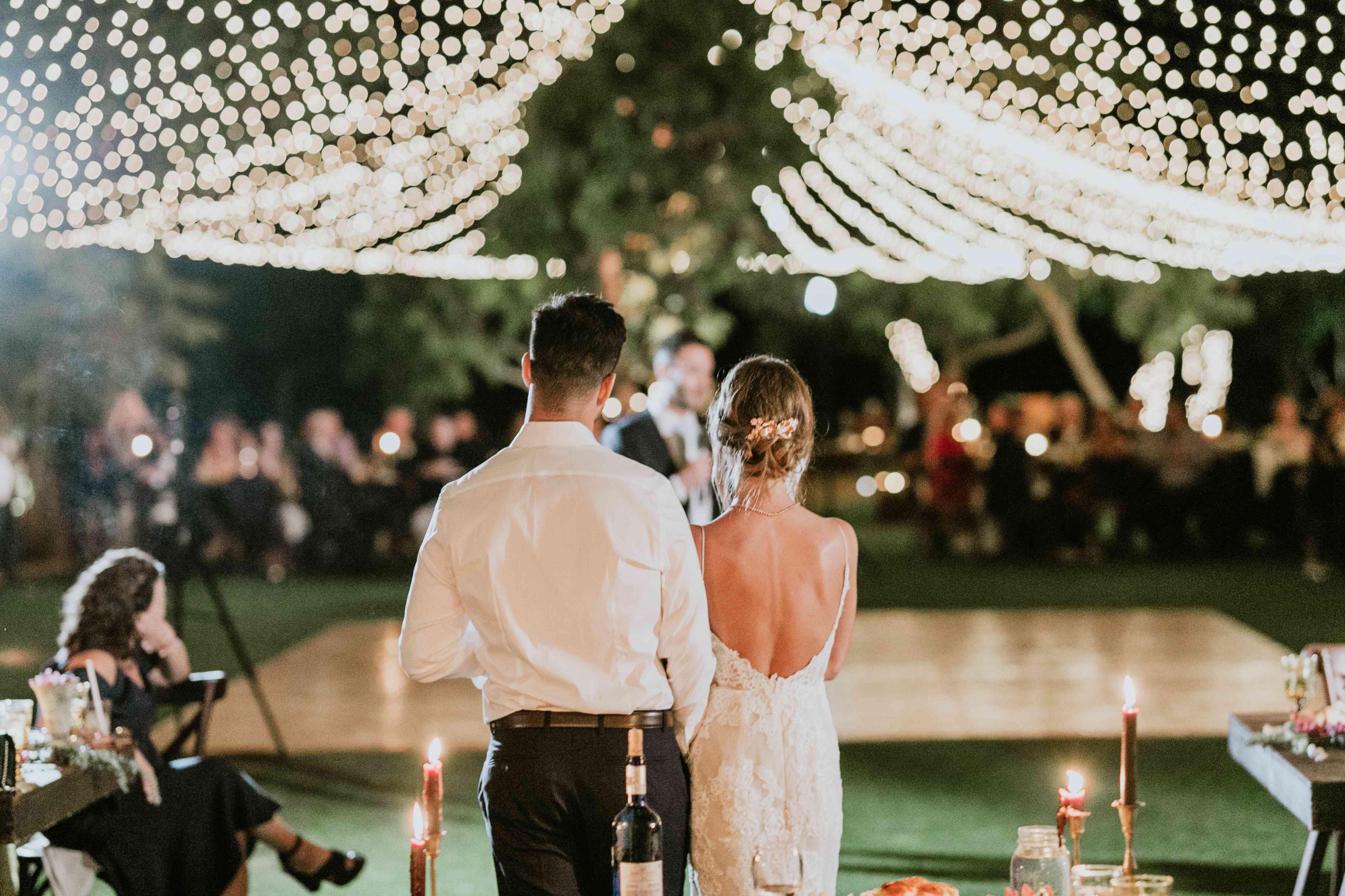 <p>bride and groom toasts</p><br><br>