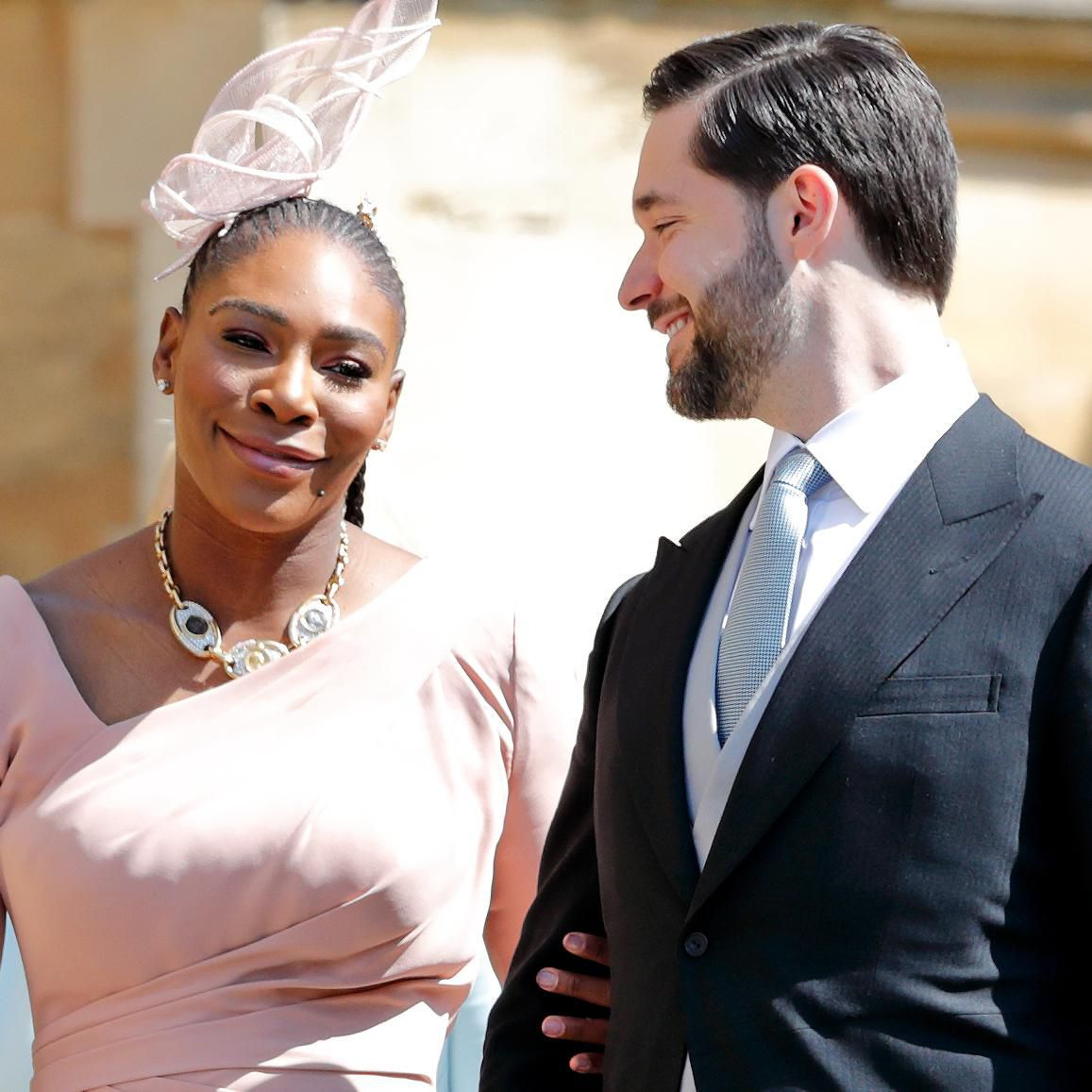 Serena Williams Royal Wedding.Serena Williams Says There Was No Beer Pong At The Royal Wedding