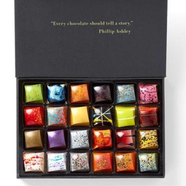 Phillip Ashley Chocolates Signature Collection- 24 Pack