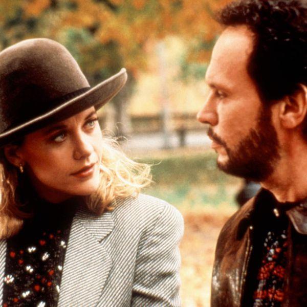 Meg Ryan and Billy Crystal in 'When Harry Met Sally.'