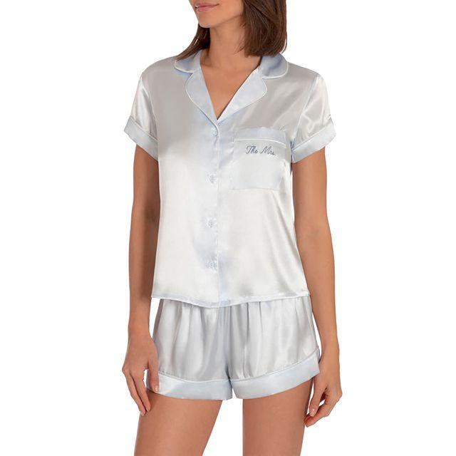 Bride/Bridesmaid Satin Pajamas