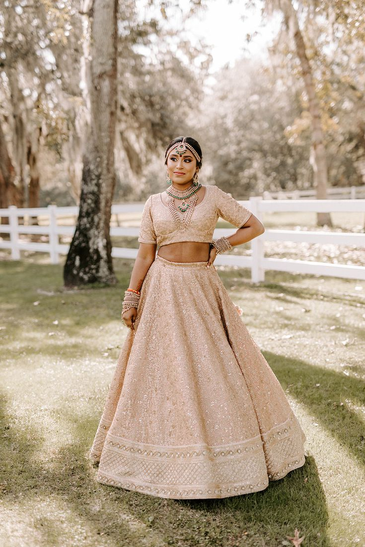 18 Wedding Lehenga Trends You Need to Know in 18