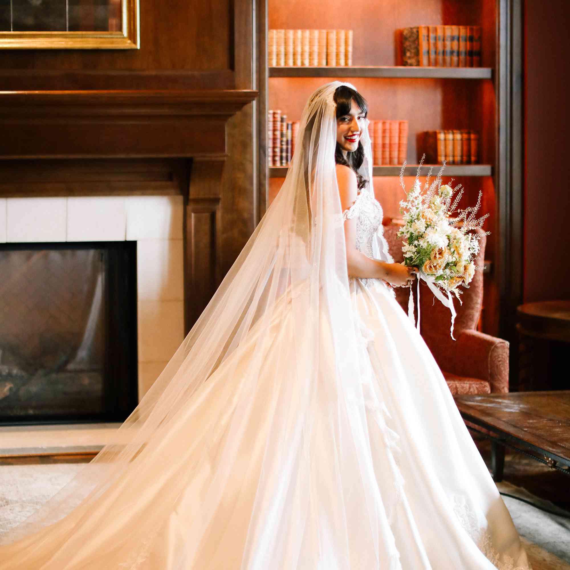 savannah and riker wedding, bride