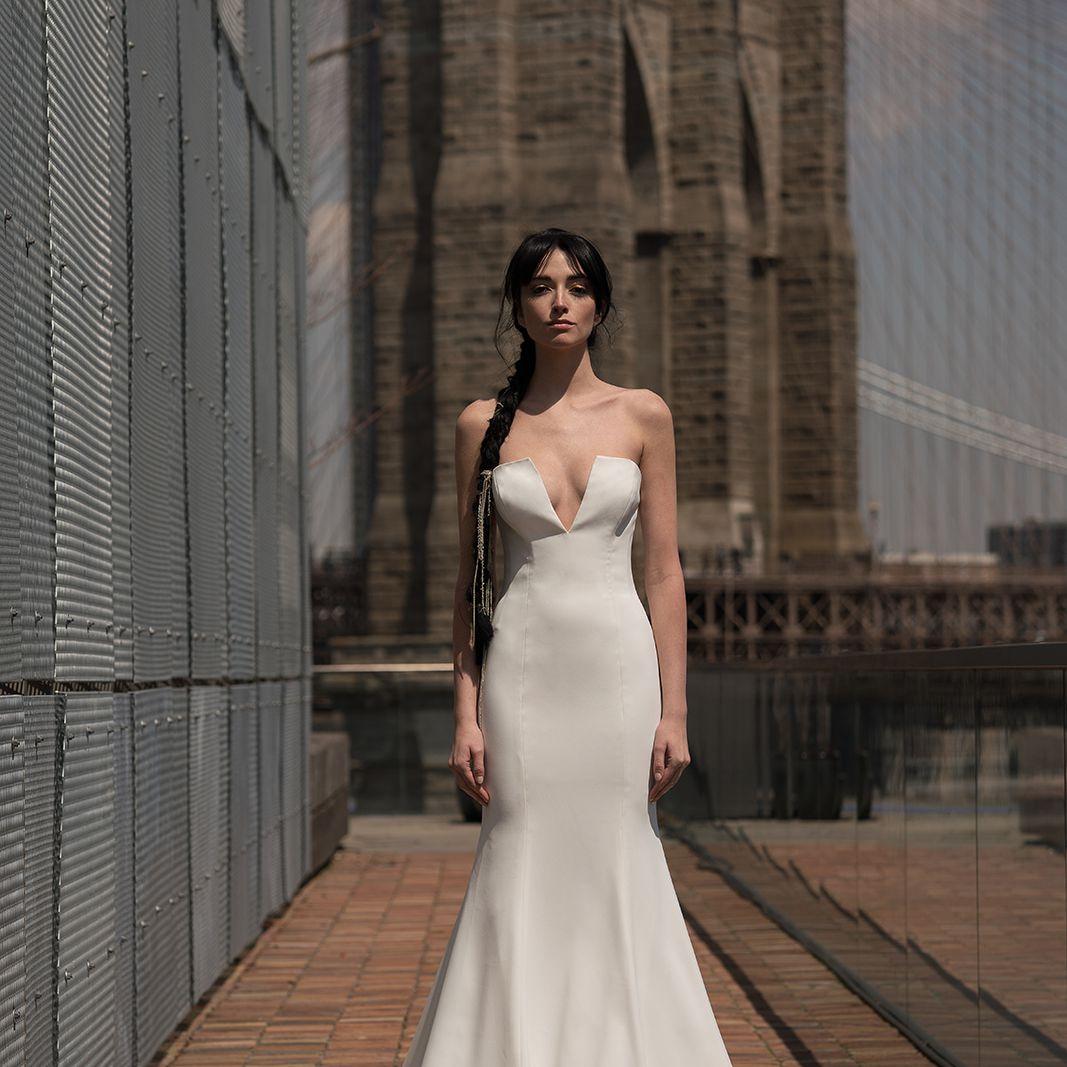 Gallery New Mira Zwillinger Wedding Dresses Spring 2019: Alyne By Rita Vinieris Bridal Spring 2019