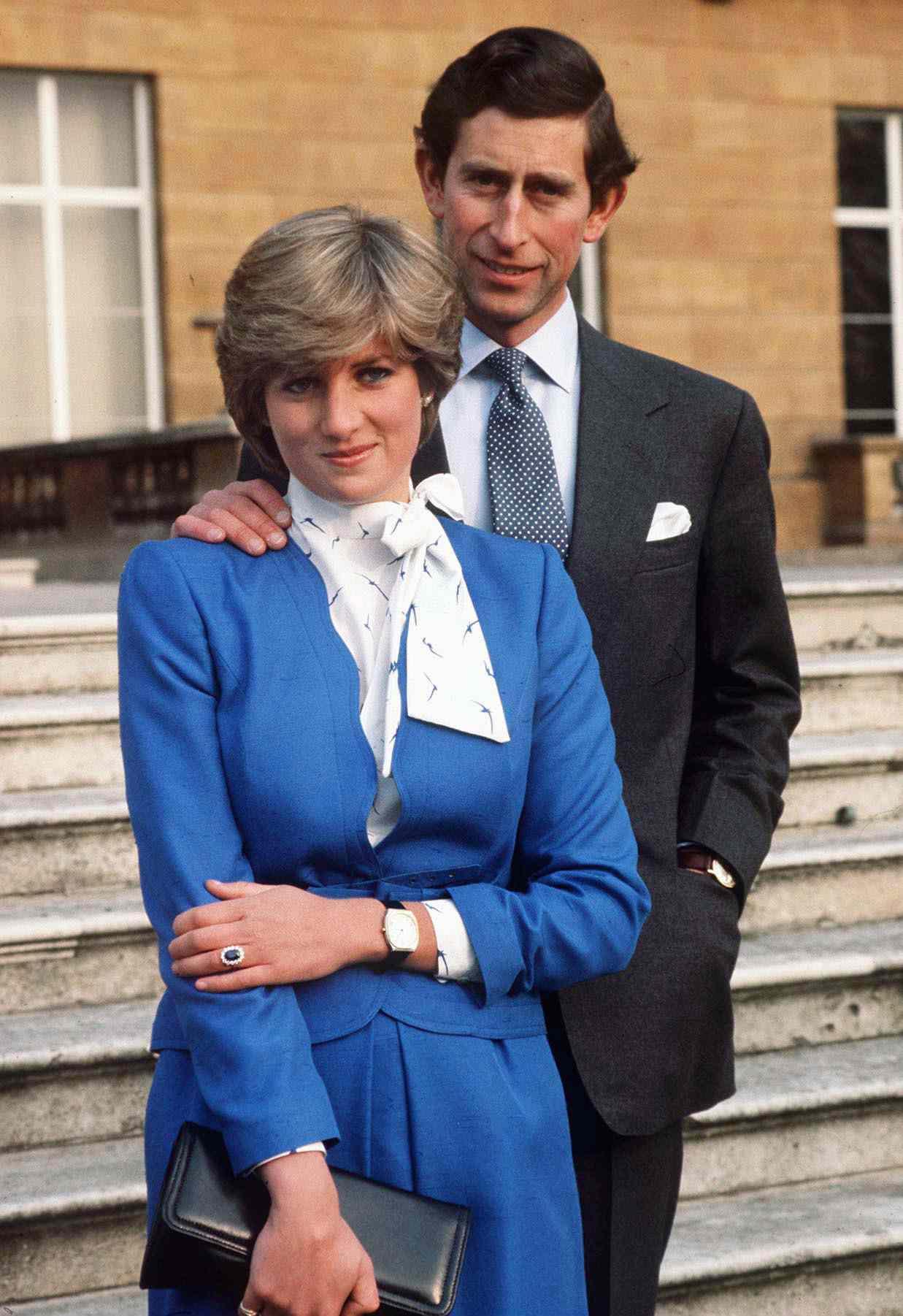 Princess Diana Engagement