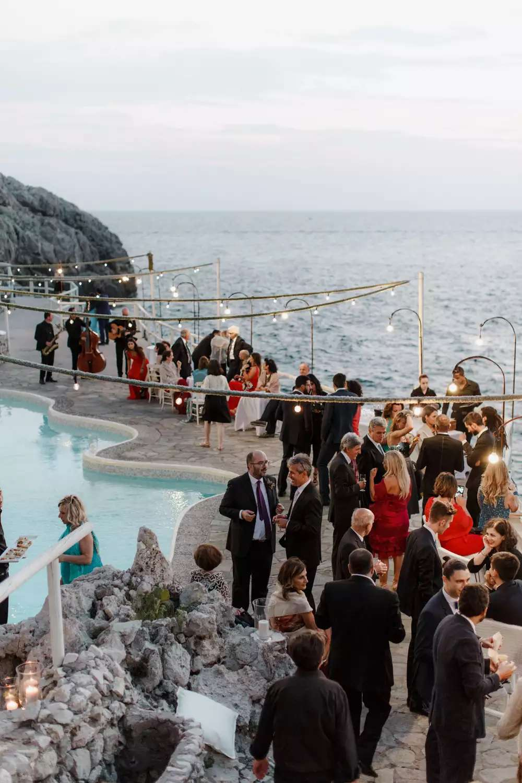 Capri, Italy wedding