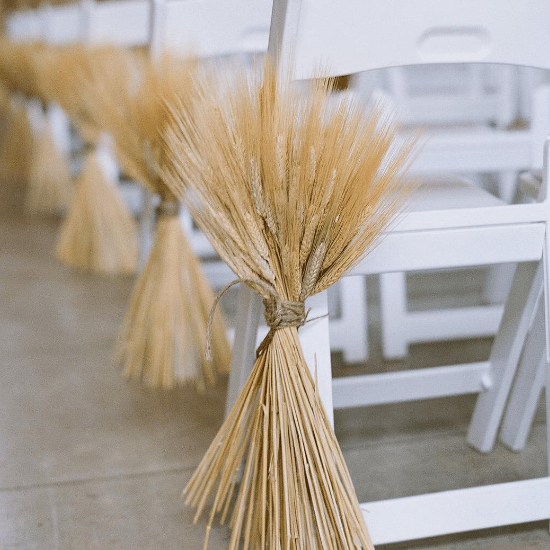 Wheat décor