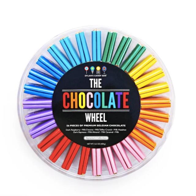 Signature Chocolate Wheel