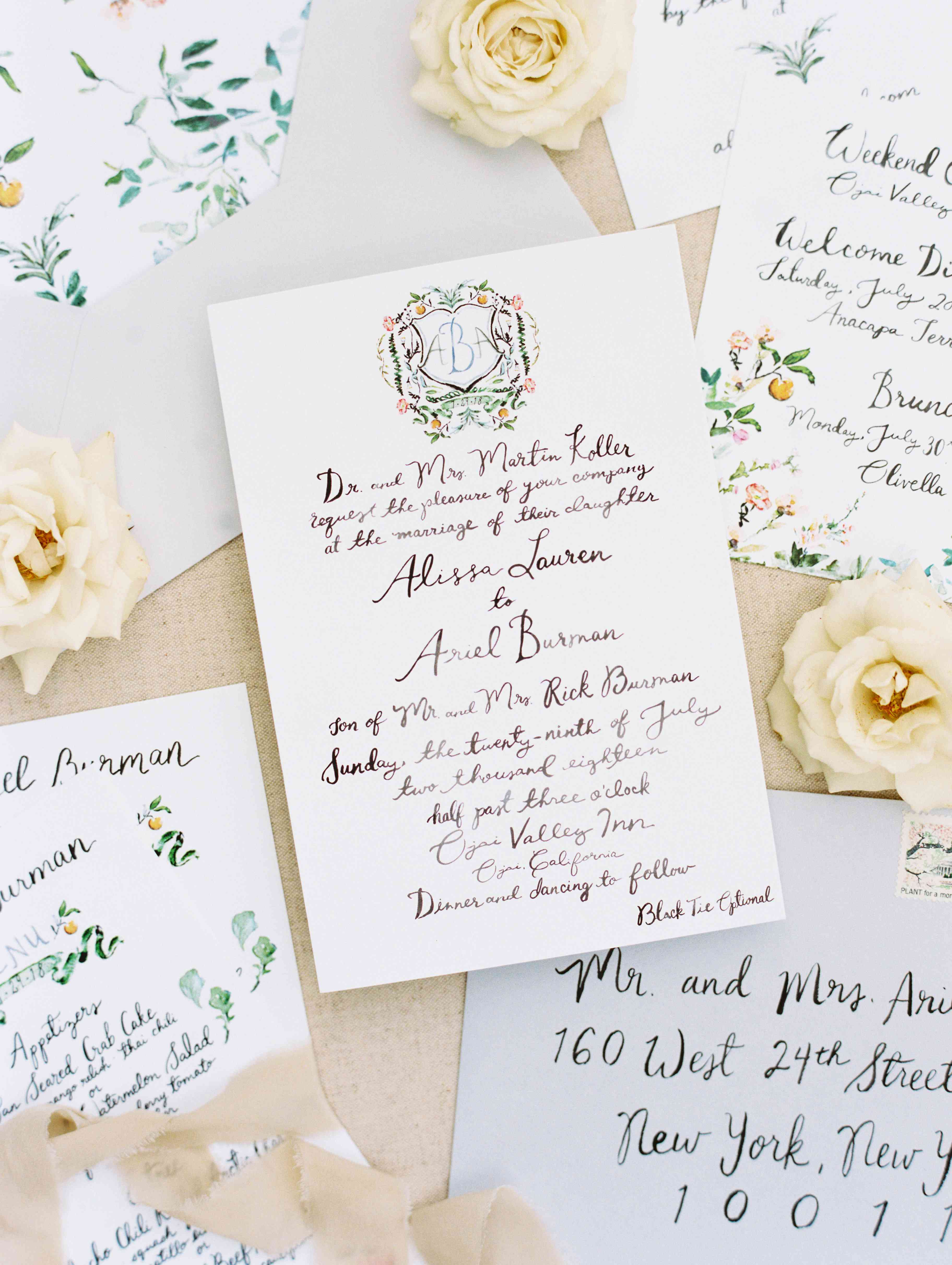 Lost For Words Read This Break Down Of Proper Wedding Invitation