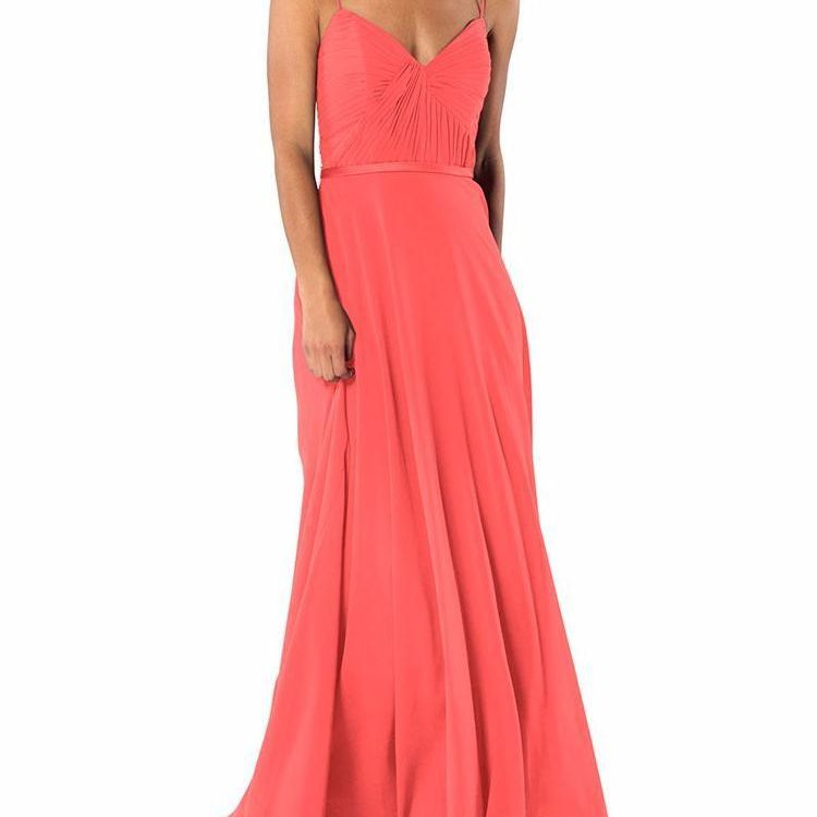 13 Coral Bridesmaid Dresses For A Spring Or Summer Wedding