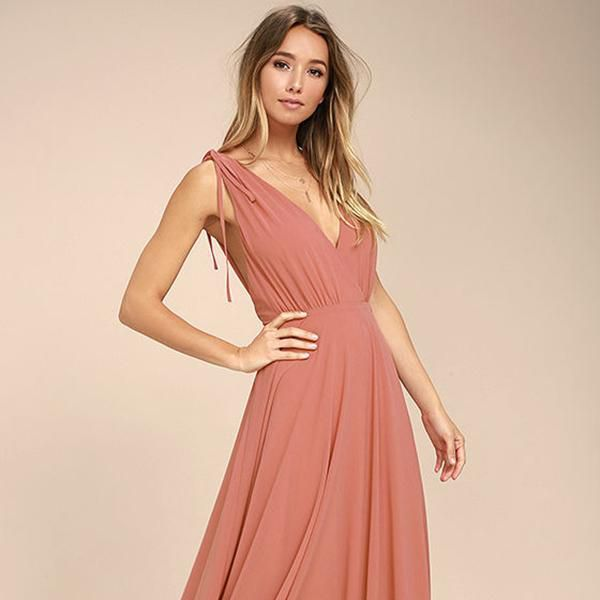 16 C Bridesmaid Dresses For A Spring Or Summer Wedding
