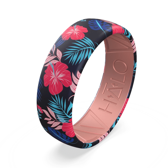 HALO Floral Candy Ring