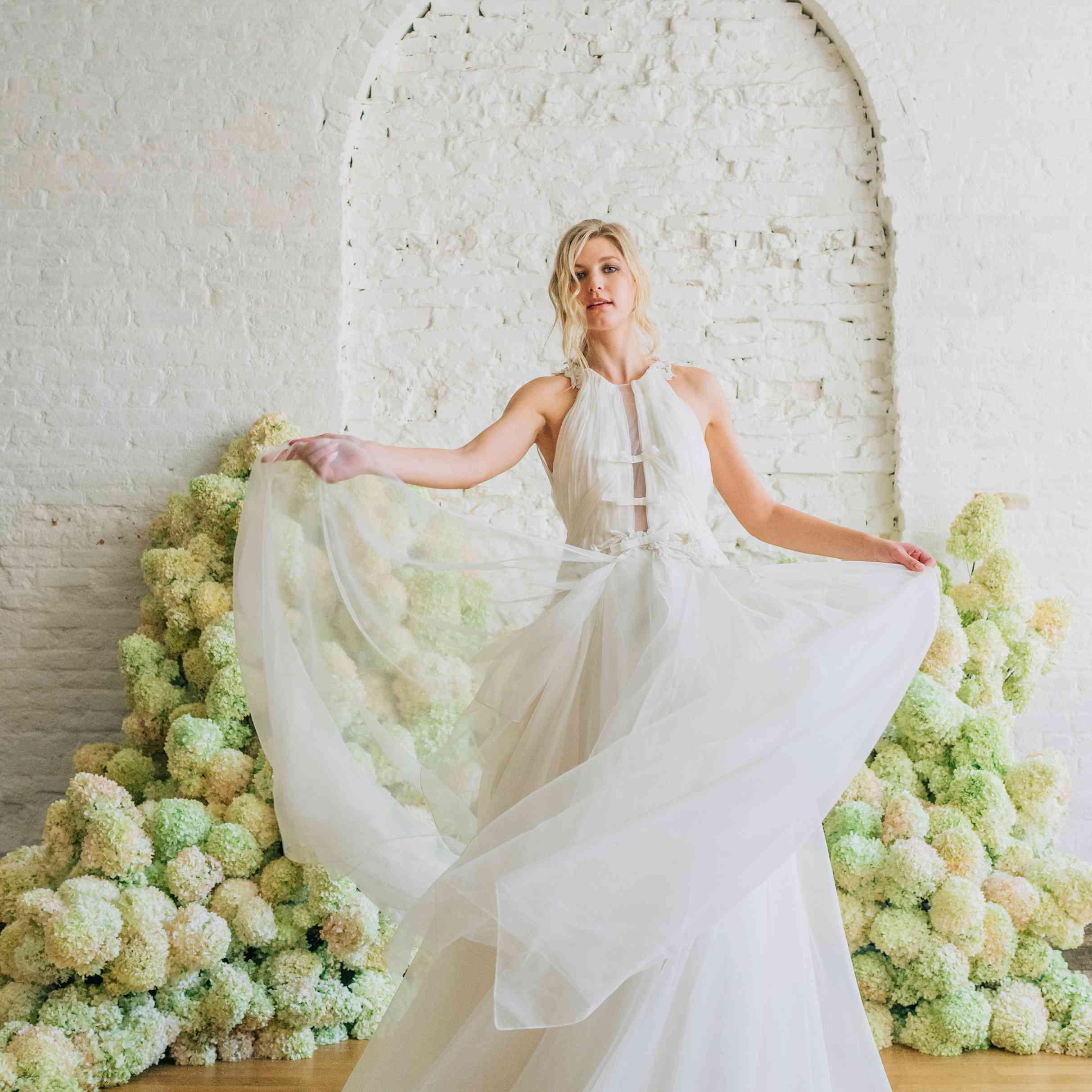 Carol Hannah Wedding Dre