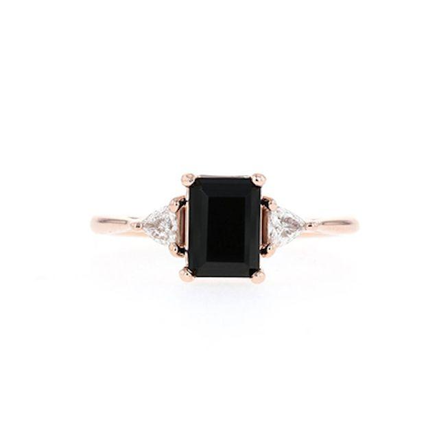 Knox Onyx Ring