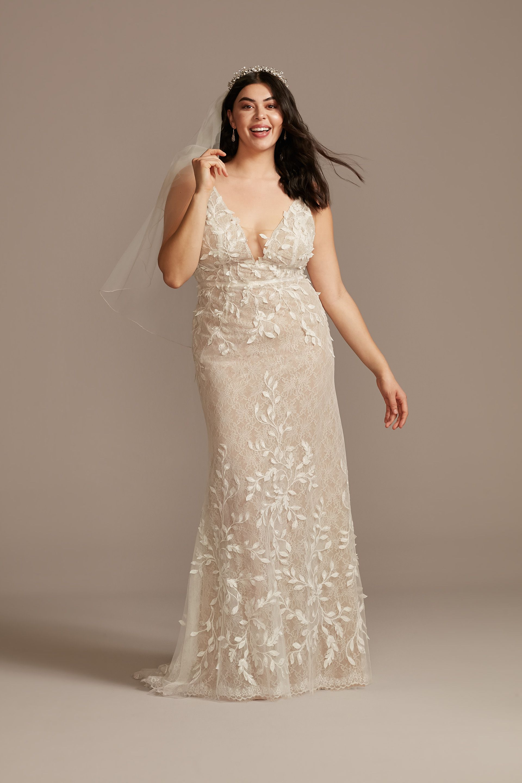 Melissa Sweet for David's Bridal Wedding Dresses by Season