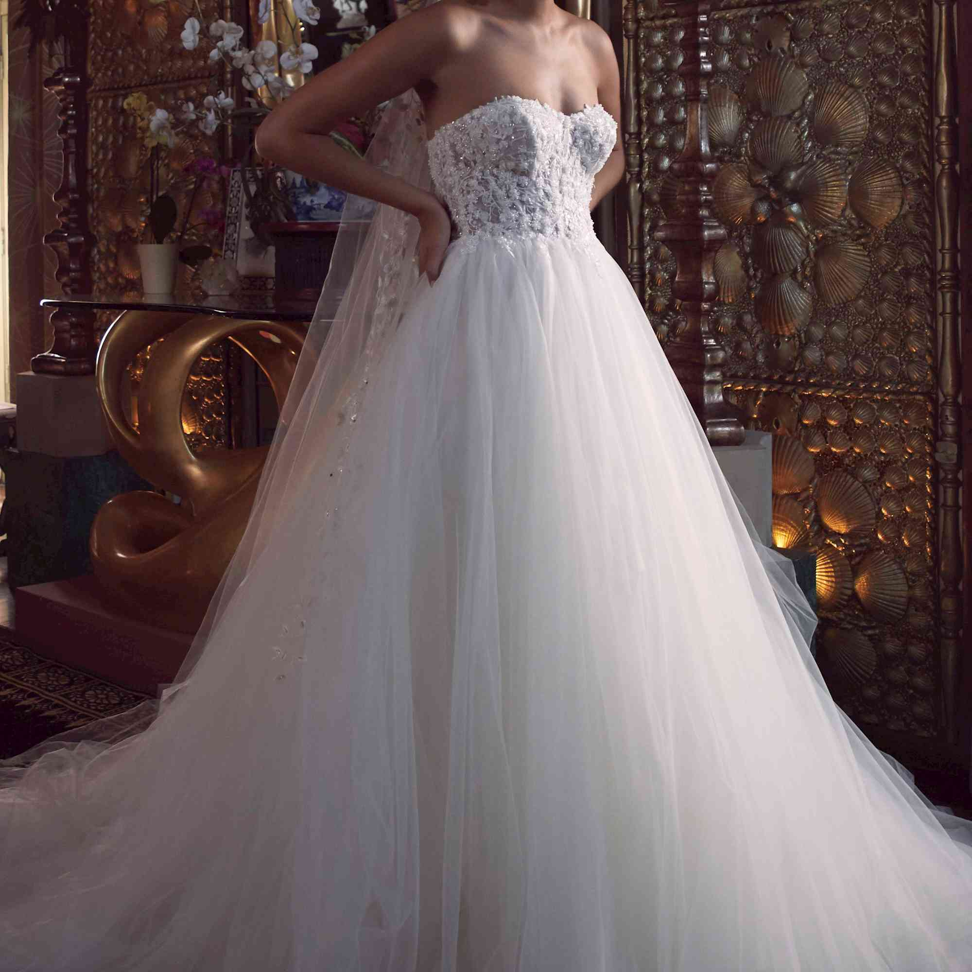 62 Princess Wedding Dresses Fit For A Royal Wedding