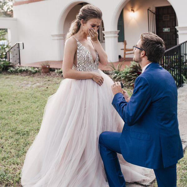 Marriage Proposal & Engagement Ideas   Brides