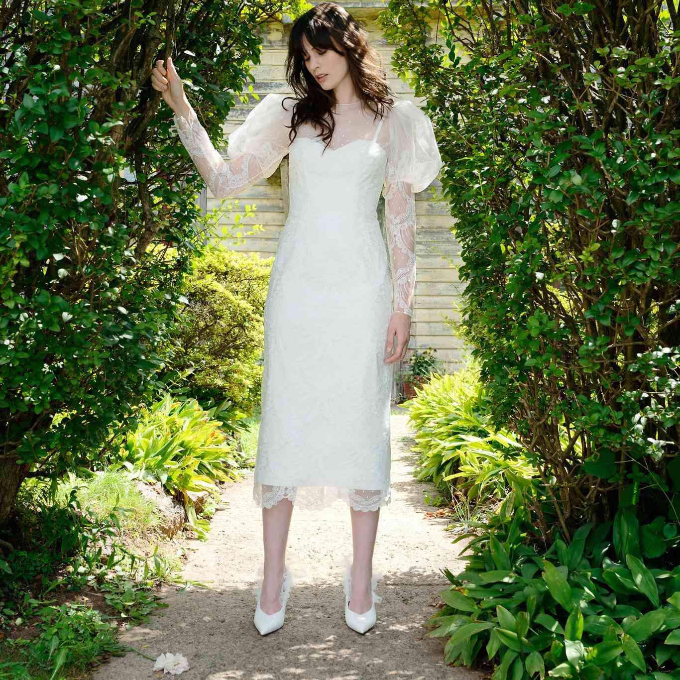 Elizabeth Fillmore Isadora Wedding Dress