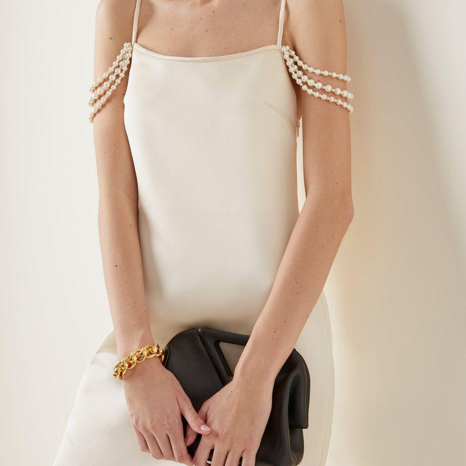 pearl dress