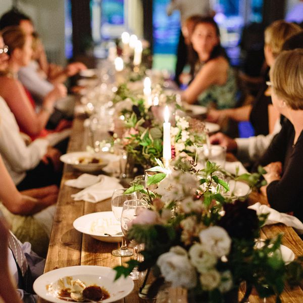 Wedding Food Stations Menu: 4 Tips For Planning A Wedding Without A Seated Dinner