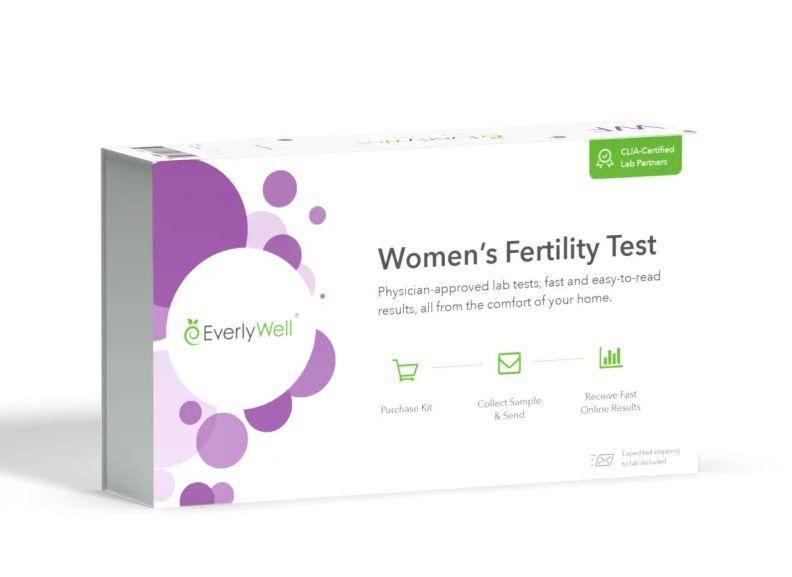 Everlywell Women's Fertility Test