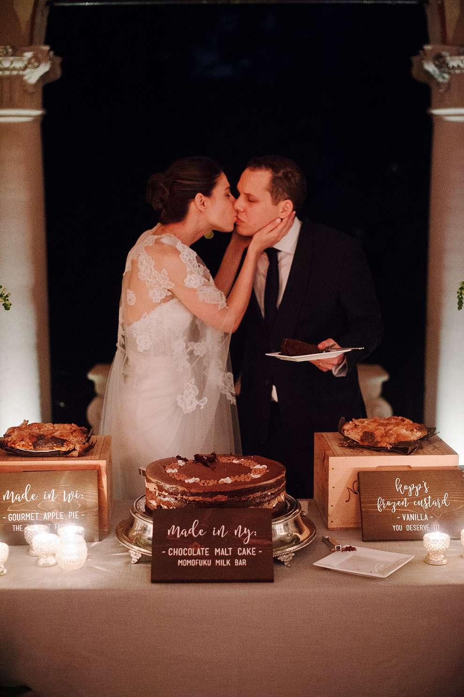 <p>Wedding Dessert Table</p>
