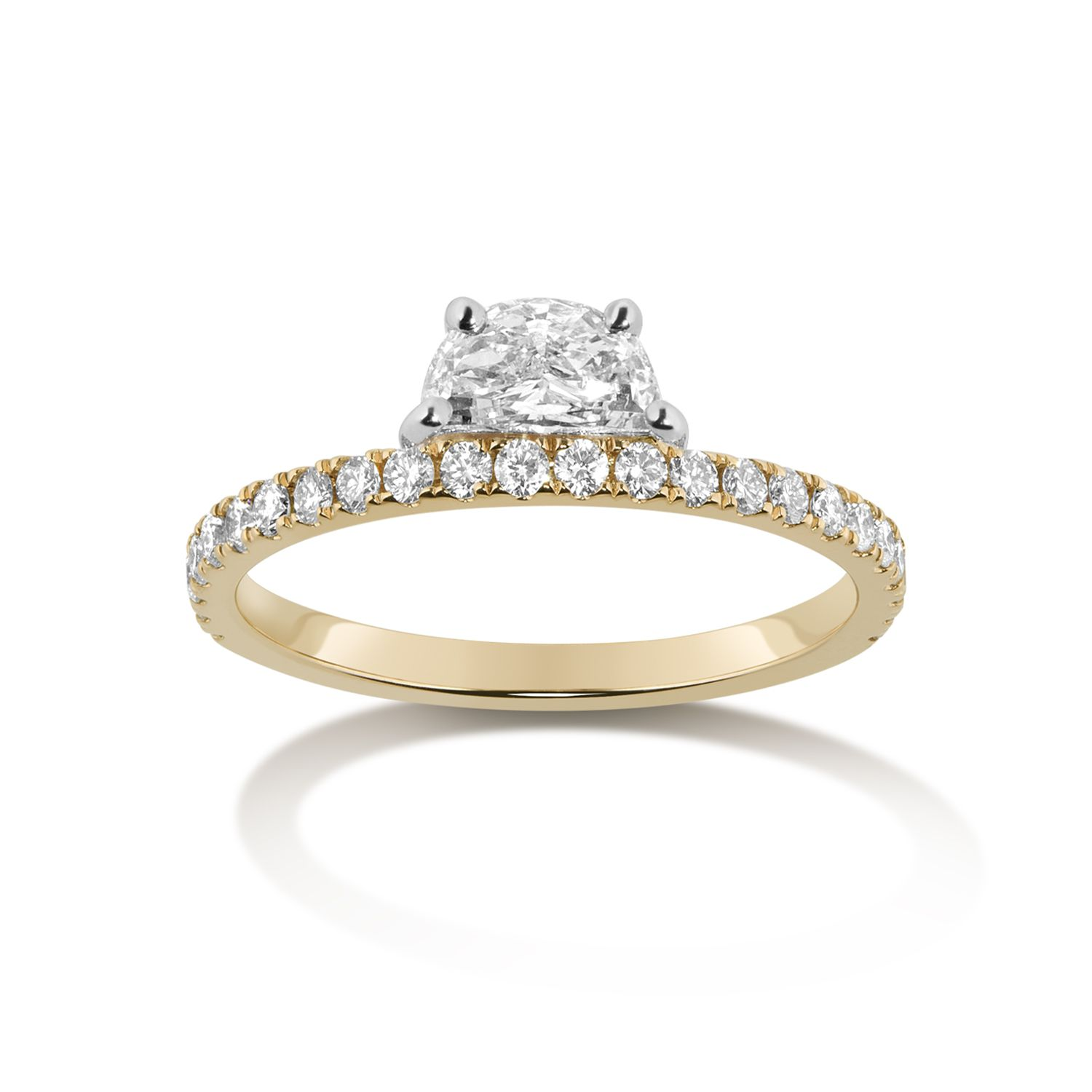 Pop Perfect Ring Diamontrigue Jewelry: 15 Engagement Ring Trends For 2019