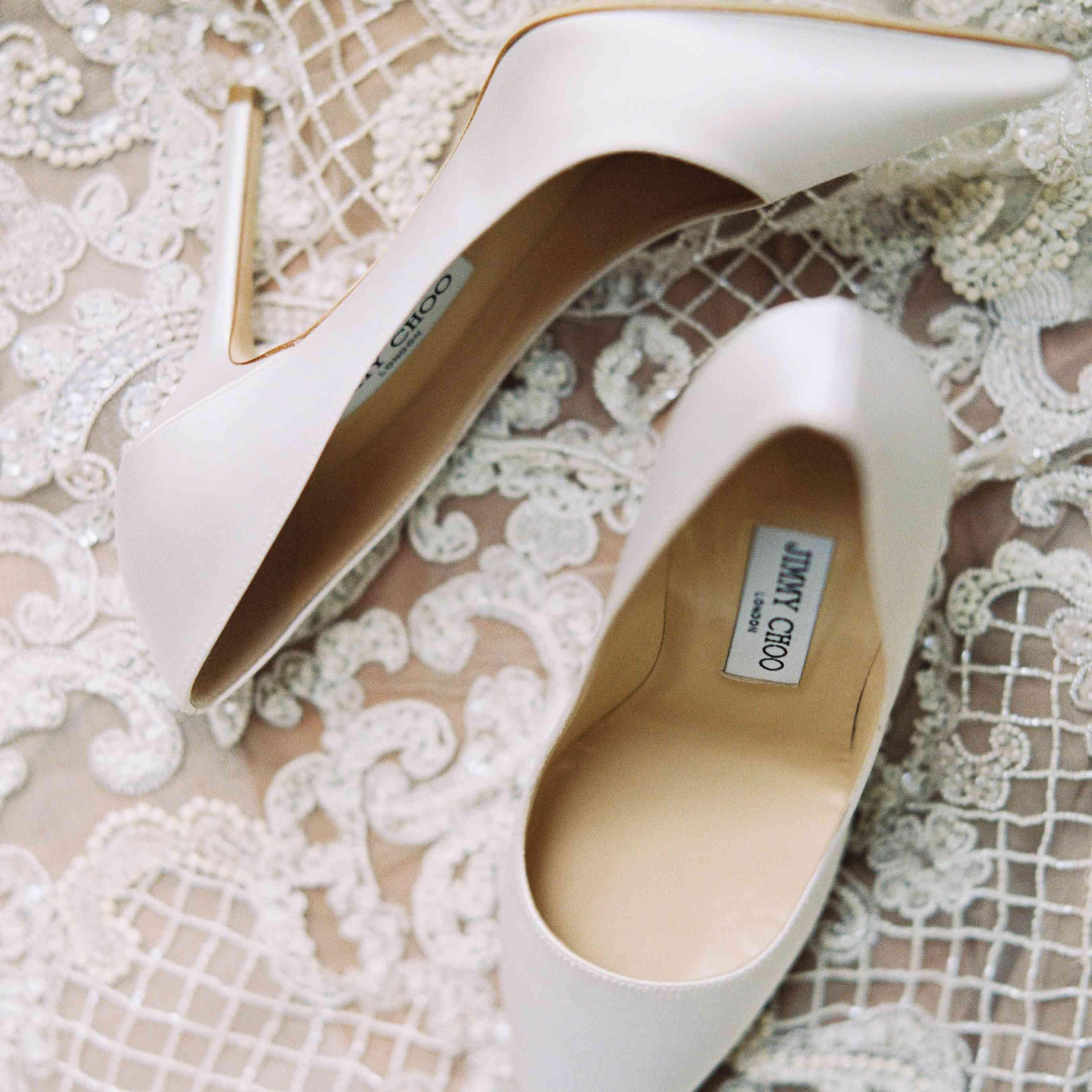 Northern Italian Wedding, Jimmy Choo Shoes