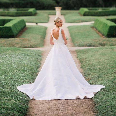 22 Best A Line Wedding Dresses Of 2021