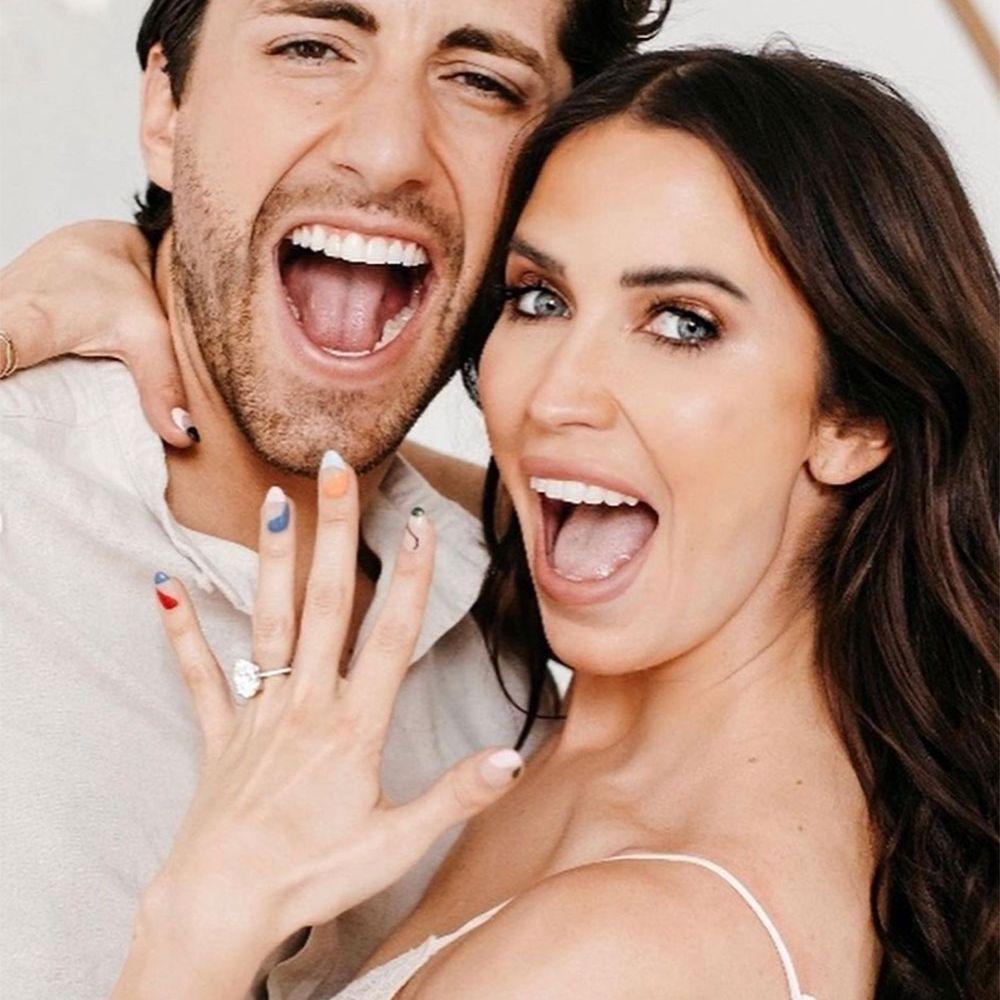 Jason Tartick and Kailtyn Bristowe engagement