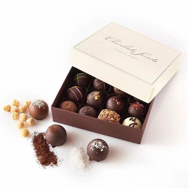 Chocolate Secrets Handmade Truffle Collection