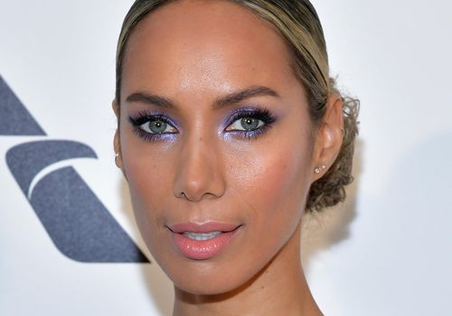 Leona Lewis attends the 27th annual Elton John AIDS Foundation Academy Awards Viewing Party