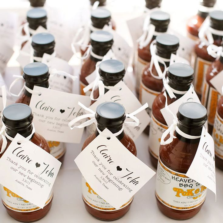 16 Personalized Wedding Favors Your Guests And You Will