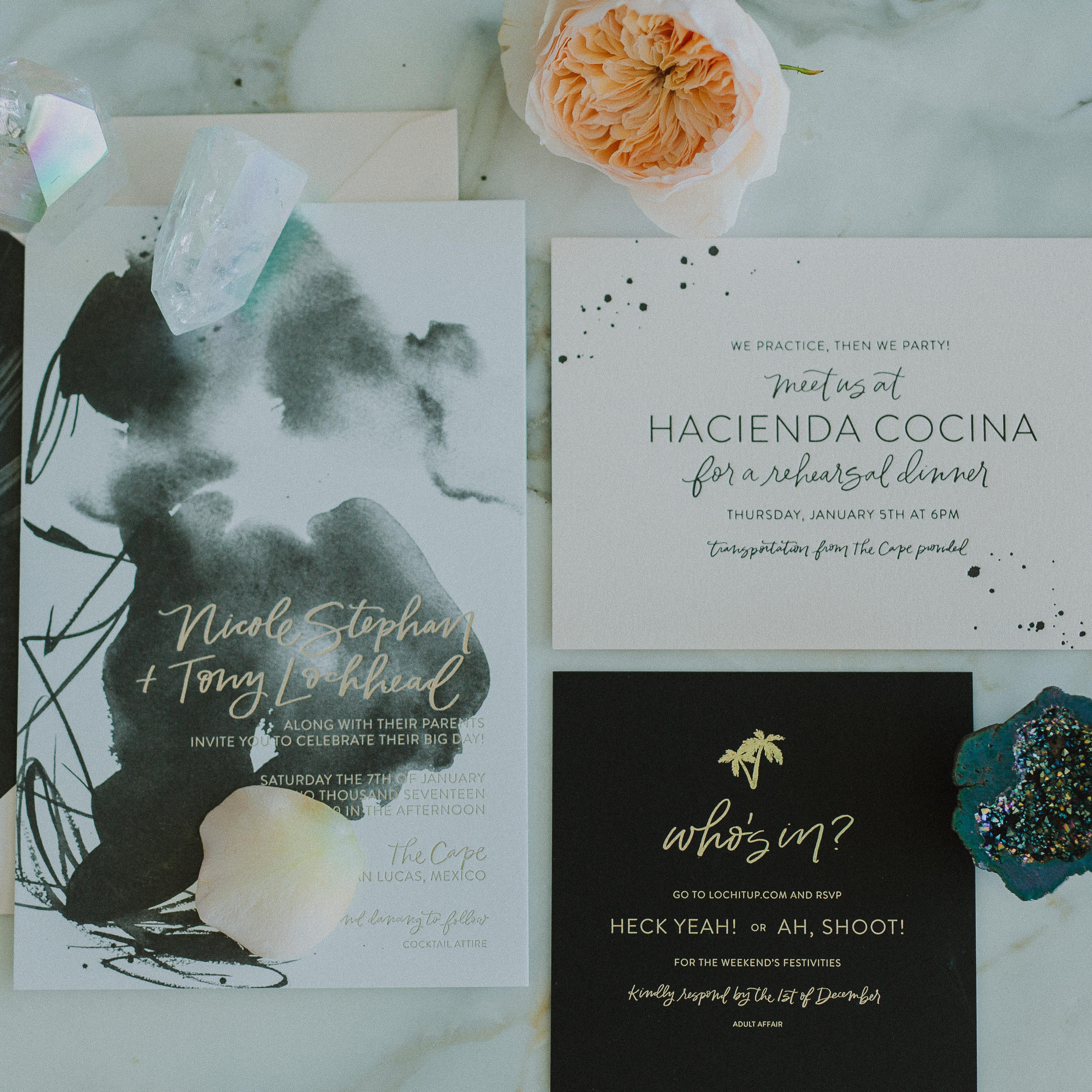 invitation wording for bachelorette and lingerie shower