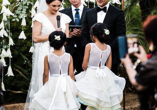 Blended Family Wedding Ideas