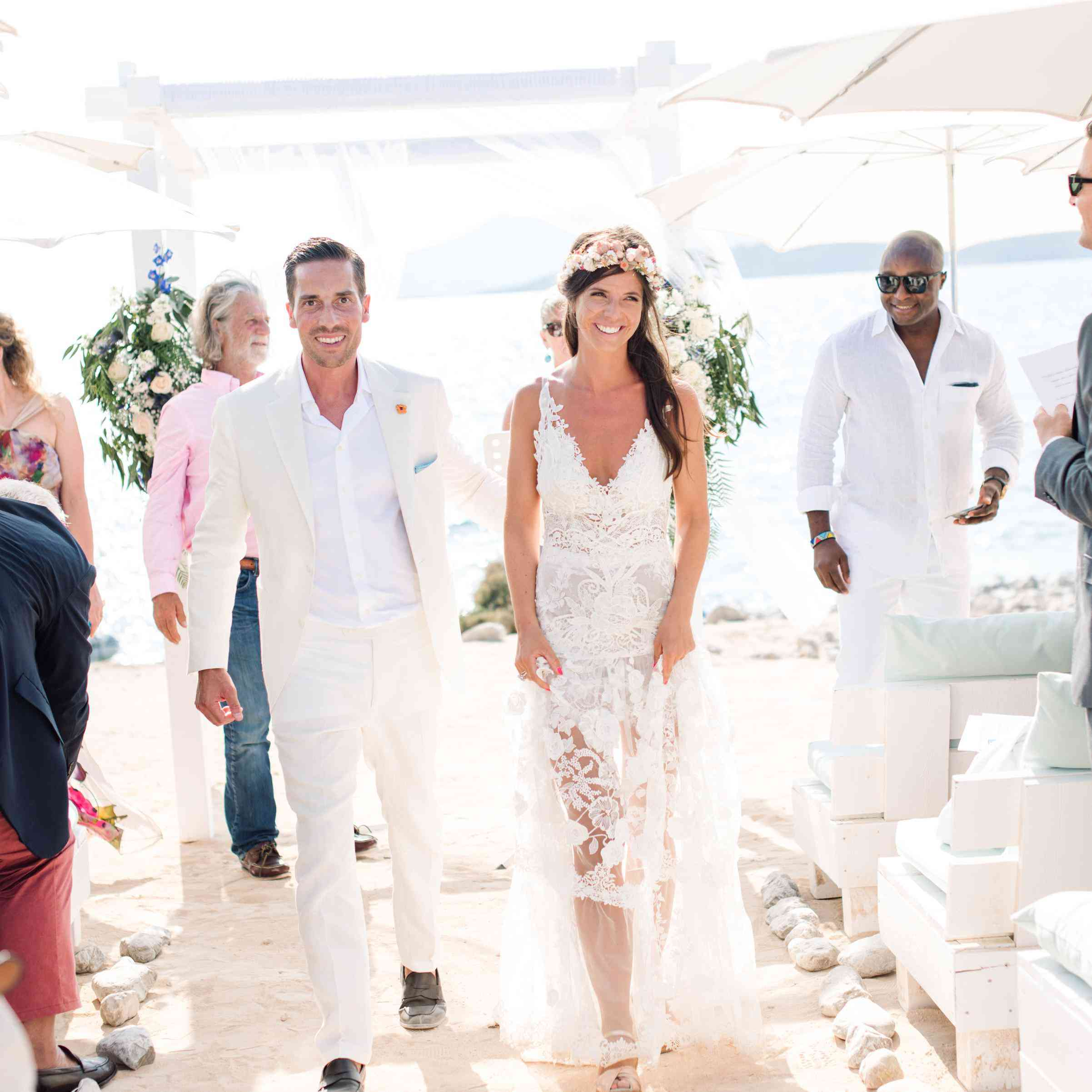 Who Pays For Destination Weddings? How To Break Down All