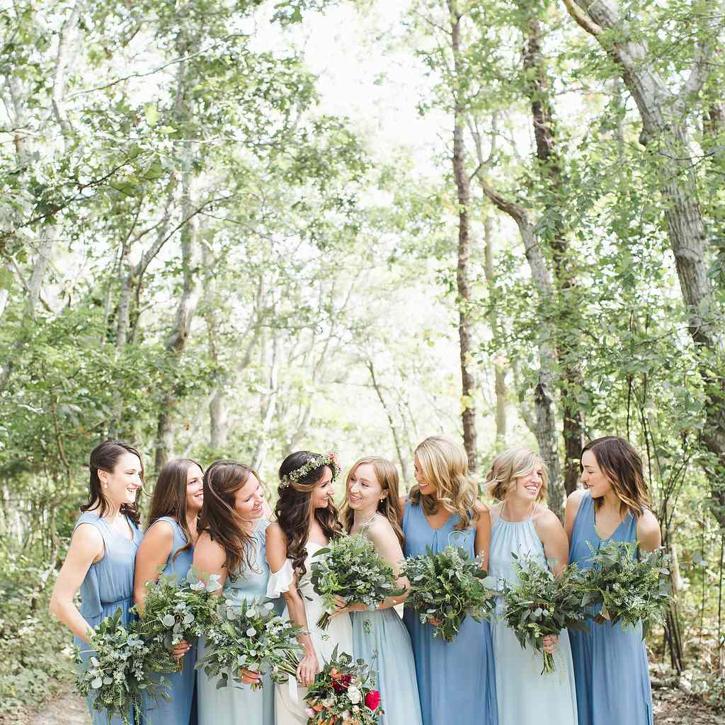 How Many Bridesmaids Are Too Many Bridesmaids